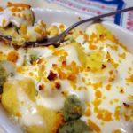 Gnocchetti di Ricotta Effetto Mimosa