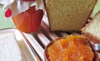 marmellata di carote
