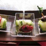 Rotoli di Zucchine alla Greca