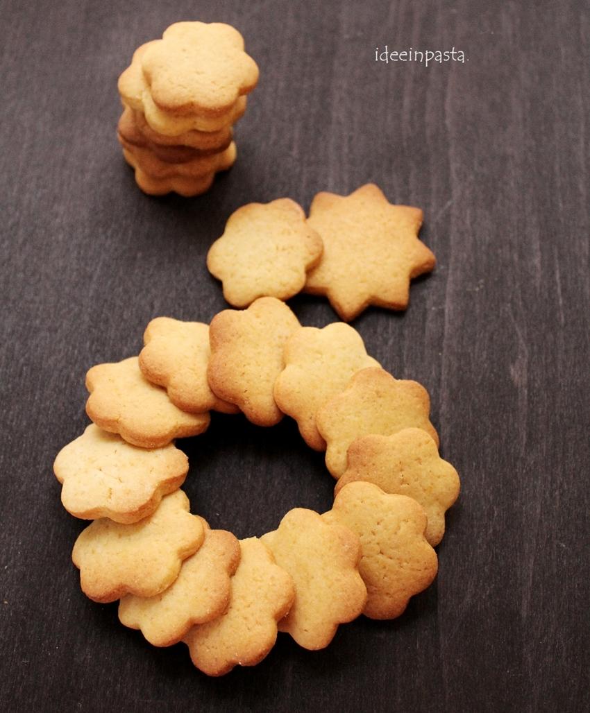 Biscotti di torrone