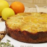 winter citrus upsidedown cake