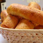 Potato Hot Dog Buns (panini per Hotdog alle patate)