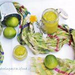 Lime Curd al Microonde