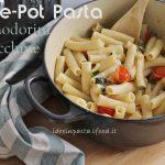 One-Pot Pasta, Zucchine e Pomodorini