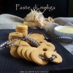 Paste di Meliga – Biscotti con farina di mais