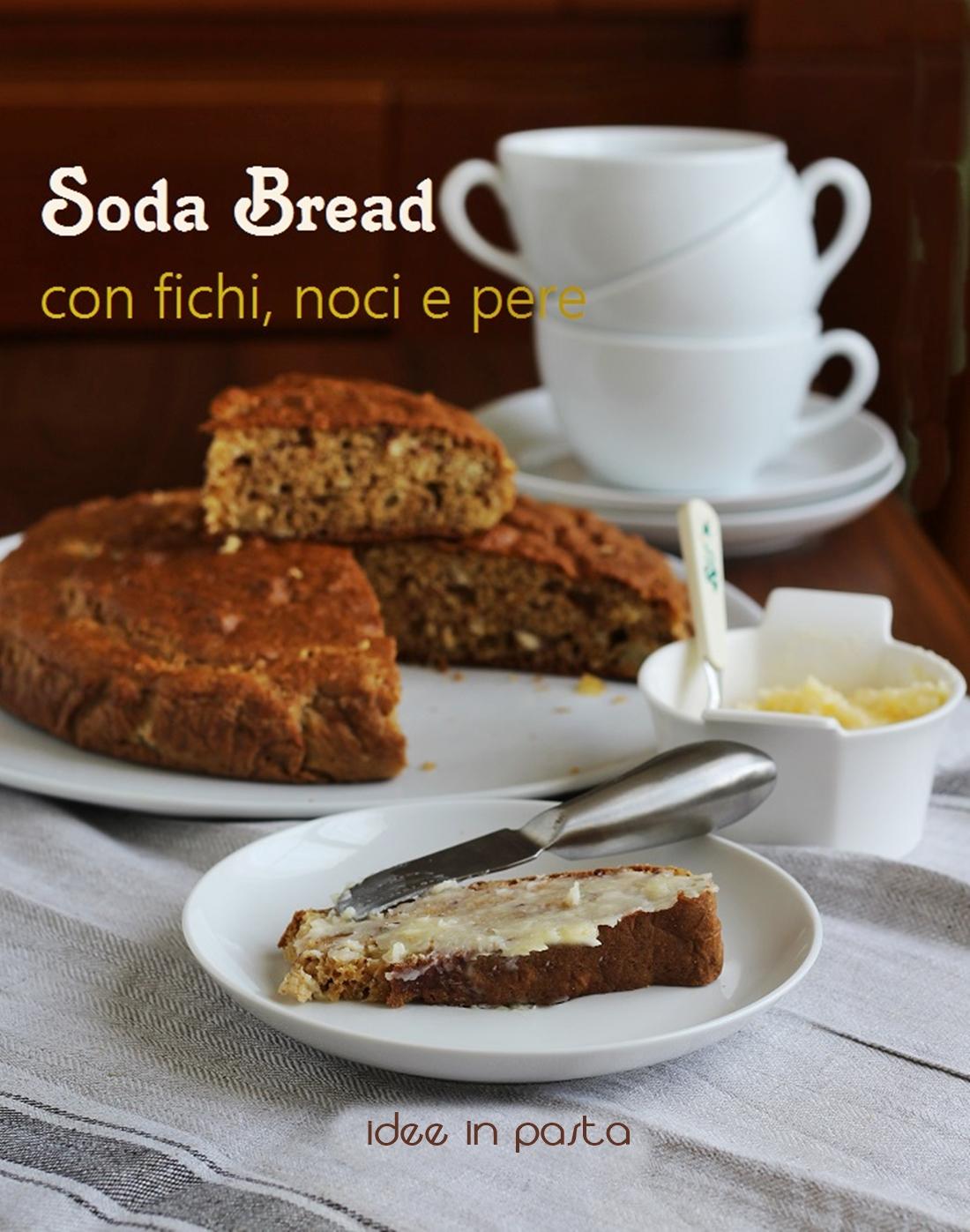 Soda Bread, il pane più facile che c'è