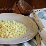 Risotto al Curry e Latte di Cocco per Progetto Itaca