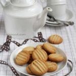 biscotti tahin cookies
