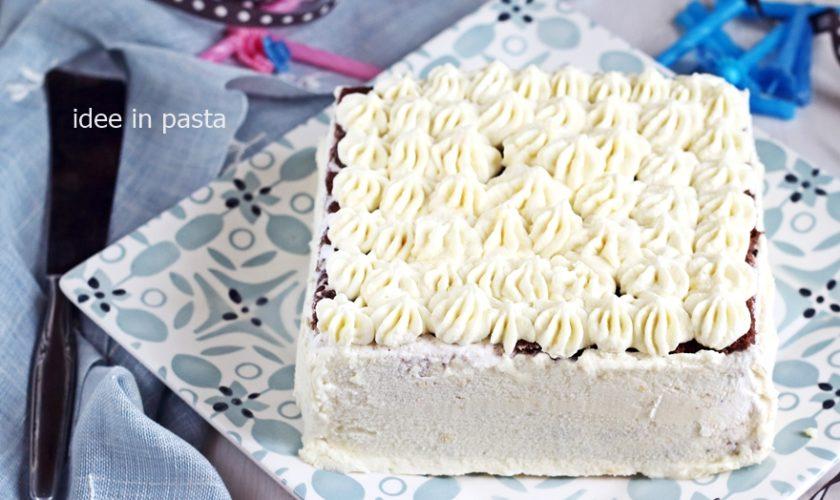 Torta Gelato Biscotto