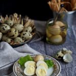 Uova di quaglia sode
