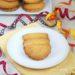 Tortelli di pasta frolla con marmellata