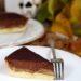 crostata con pere e mosse cioccolato