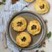 mushroom mini pies